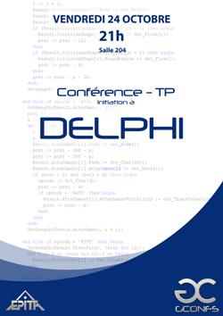 Conference Delphi